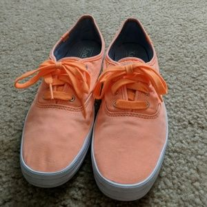 Keds Champion - Pastel Orange - size 8